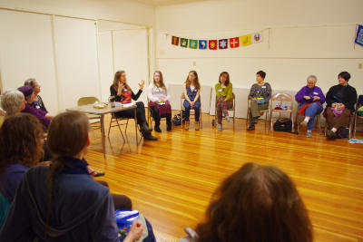 sophia sanctuary womens performance celebration ritual eugene oregon